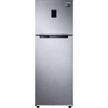 Samsung RT37M5538S8 345 L 3 Star Frost Free Double Door Refrigerator