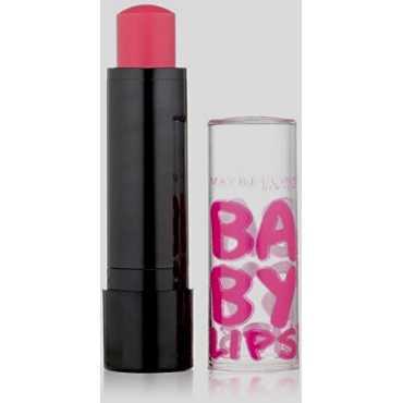 Maybelline Baby Lips Electro 8hr Moisturising Lip Balm (Strike A Rose)
