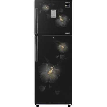 Samsung RT28M3983D3/R3/U3 253L 3S Single Door Refrigerator (Rose Mallow) - Black