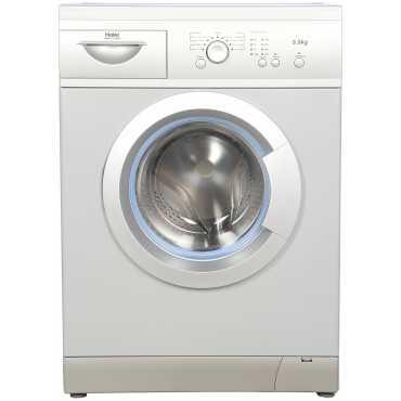 Haier HW55-1010ME 5.5 Kg Fully Automatic Washing Machine - White | Silver