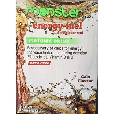 Monster Series Energy Fuel 1kg Cola