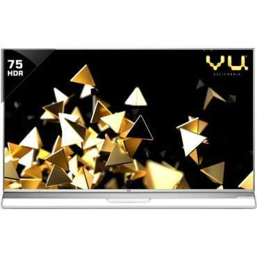 Vu H75K800 75 Inch Ultra HD 4K Smart QLED TV