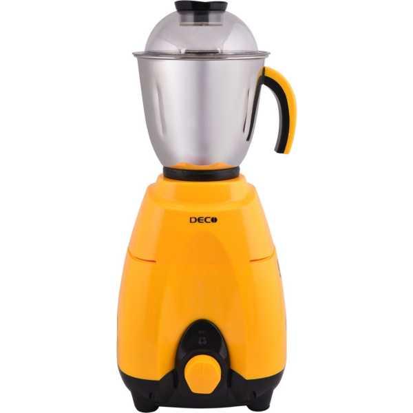 Deco Jazzo 700W Mixer Grinder (3 Jar)