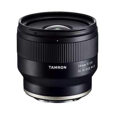 Tamron 24mm f 2 8 Di III OSD Wide-Angle Prime Lens for Sony E