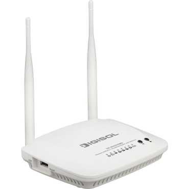 Digisol DG-BG4100NU 150Mbps Wireless ADSL 2/2+ Broadband Router - White