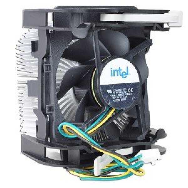 Intel (D34080-001-BULK) Socket 478 Processor Fan - Brown
