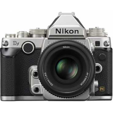 Nikon DF DSLR (with 50mm Lens) - Black