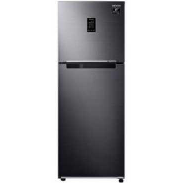 Samsung RT34A4622BX 314 L 2 Star Inverter Frost Free Double Door Refrigerator