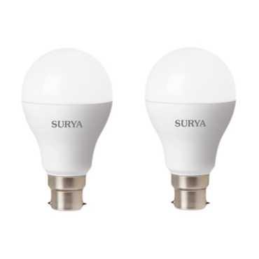 Surya Neo B22D 14W LED Bulb (White, Pack of 2) - White