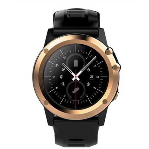 Boltt BSWNS0001 Hawk Smart Watch - Gold | Silver