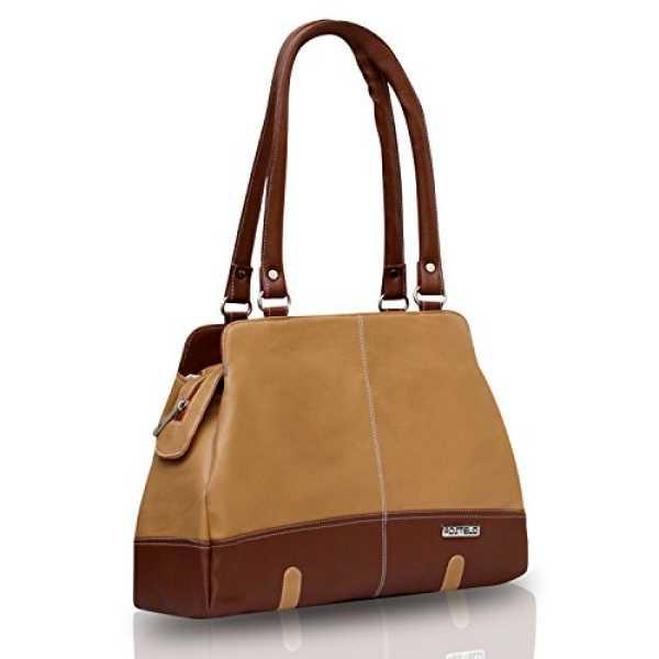 Women s Aurielle Shoulder Bag Beige FSB-408