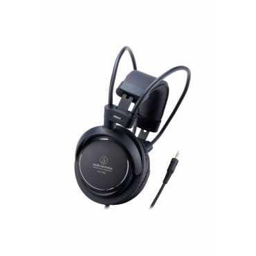 Audio-Technica ATH-T500 Over the Ear Headphones - Black