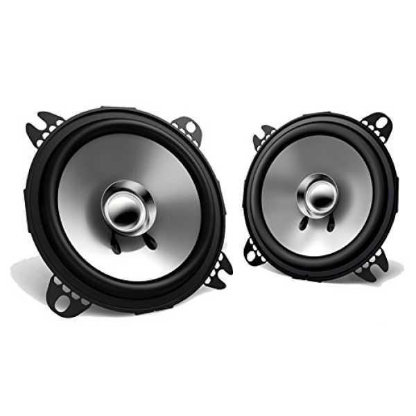 Kenwood KFC-C1055S 4 inch 2-Way Coaxial Speakers (210 W)