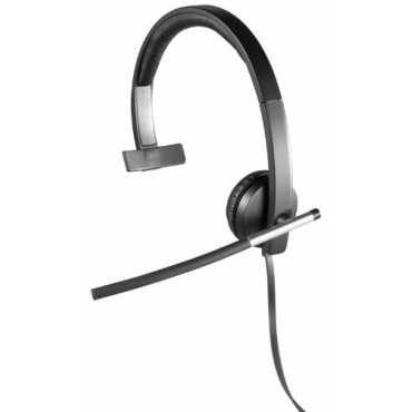 Logitech 981-000513 Headset - Black