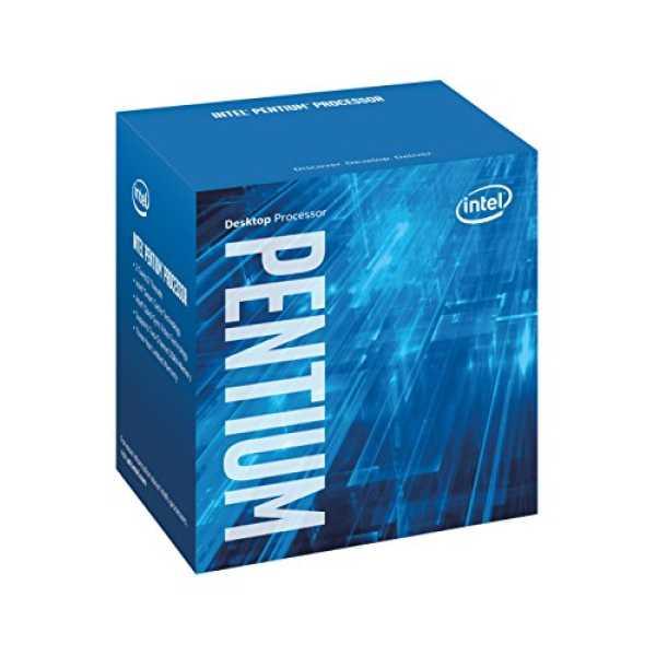 Intel (BX80677G4560) G4560 Pentium 7th Generation Dual Core Processor - Blue
