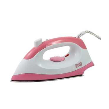 Savvy SDI-18 Spray Dry Iron - Pink