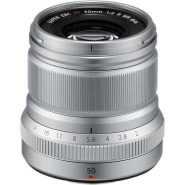 Fujifilm XF 50 mm F2 R WR Lens