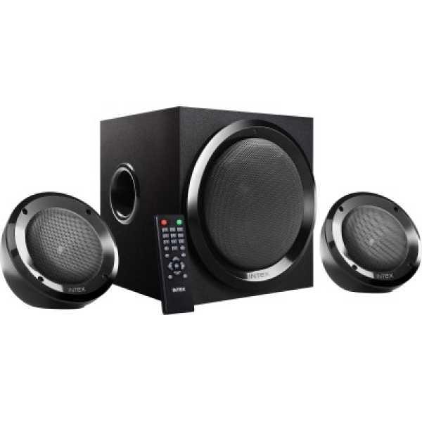 Intex IT-2202 SUF OS 2 1 Multimedia Speakers