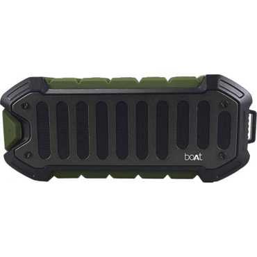 Boat Stone 700 Portable Bluetooth Speaker - Green | Black
