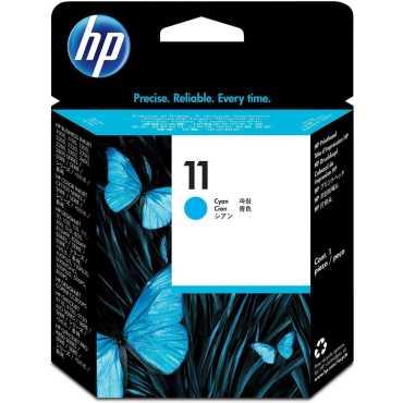 HP 11 Cyan Printhead - Blue