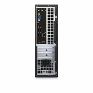 Dell Inspiron 3268 (A261518HIN8) (Core i3, 7th Gen, 4GB, 2TB, Windows 10) Desktop with Monitor