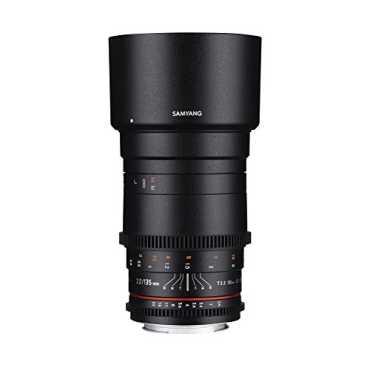 Samyang 135mm T2.2 VDSLR ED UMC Cine Lens