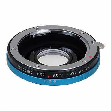 Fotodiox Pro Lens Mount Adapter (Pentax K Lens to Nikon Camera)