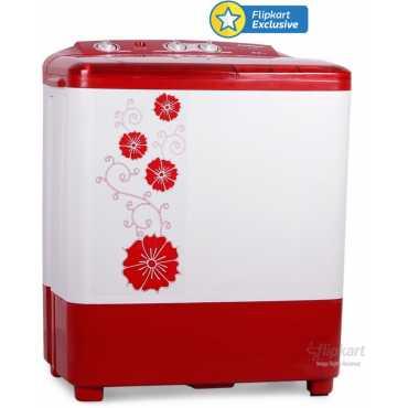 Panasonic NA-W65B2RRB 6.5 Kg Semi-Automatic Washing Machine - Red