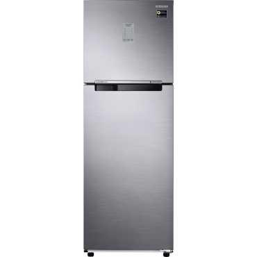Samsung RT34M3743S9/HL 321L 3S Double Door Refrigerator (Refined Inox)