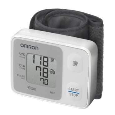 Omron HEM 6121 BP Monitor - White