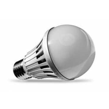 Hi-Sign 7W E27 LED bulb (White) - White