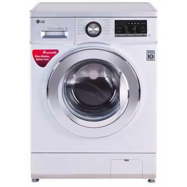 LG 8 Kg Fully Automatic Washing Machine (FH4G6TDNL42)