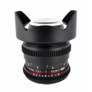 Rokinon CV14M-C 14mm T3 1 Cine Wide Angle Lens For Canon