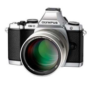 Olympus M Zuiko Digital ED 75mm f 1 8 Lens