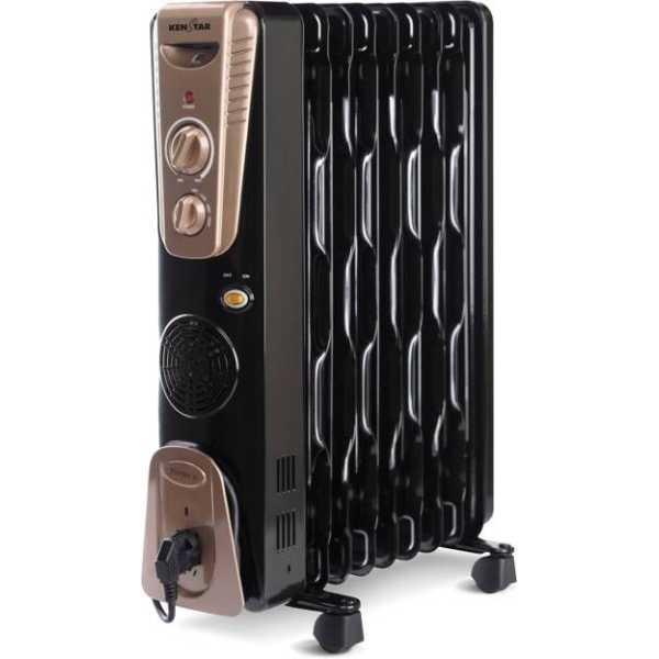 Kenstar Ferno 9 2400W Oil Filled Room Heater