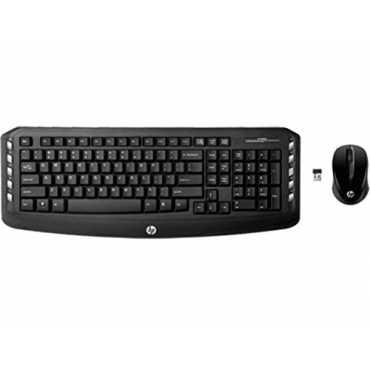 HP LV290AA Wireless Keyboard - Black