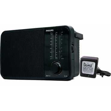 Philips IN-RL205/N FM Radio - Black