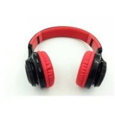 Toreto THP 201 Bluetooth Headphones - Blue | Red