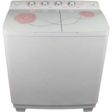 Lloyd 8.2 Kg Semi Automatic Washing Machine (LWMS82G) - Grey