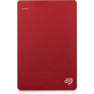 Seagate Backup Plus Slim (STDS1000900) 1TB Portable External Hard Drive - White | Red | Black | Gold | Blue | Silver