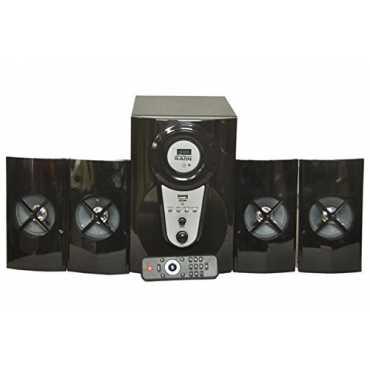 Satin 2323 4.1 multimedia speakers - Black