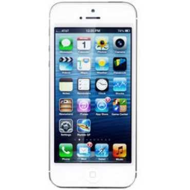 Apple iPhone 5 - White