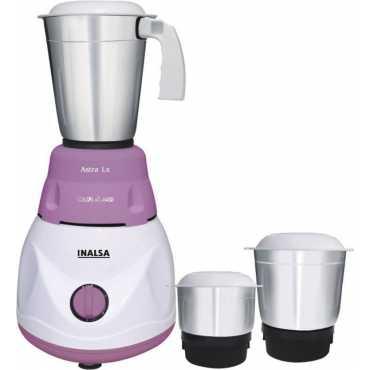 Inalsa Astra LX 600W Mixer Grinder (3 Jars)