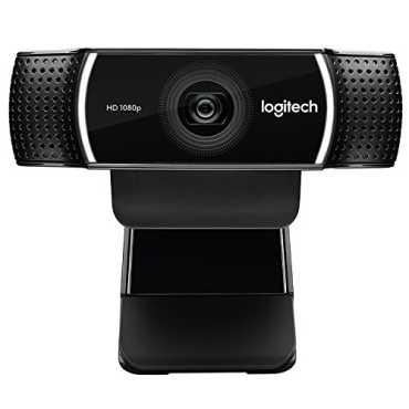 Logitech C922x Pro Stream Webcam