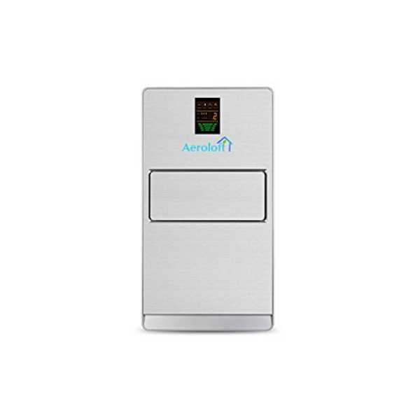 Aeroloft AL9061 Air Purifier - Grey