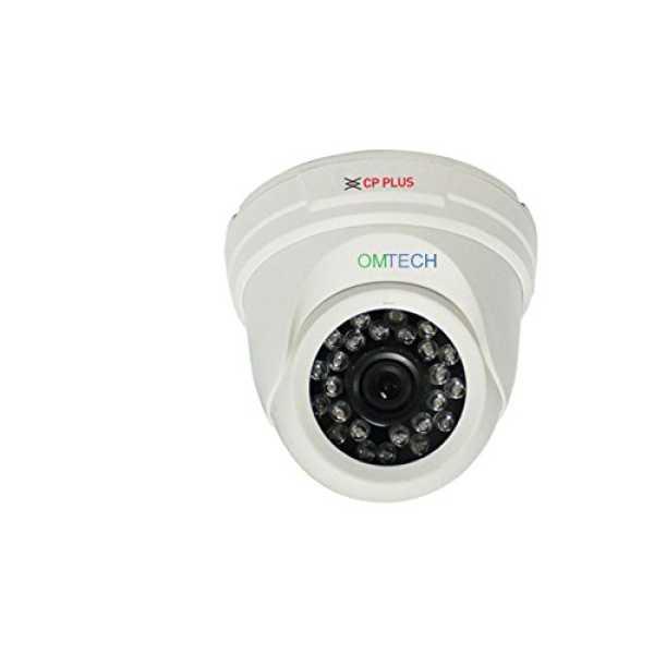 CP PLUS CP-USC-DA10L3-0360 Dome Camera - White