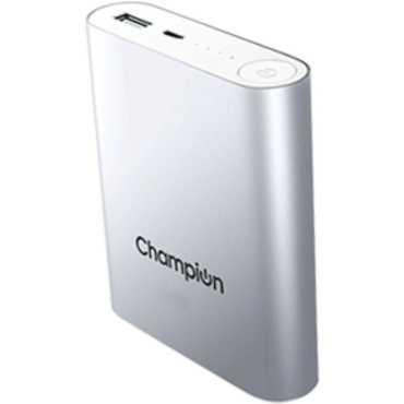Champion Mcharge 4C-M 10400mAh Power Bank  - Black | Silver | Blue | White