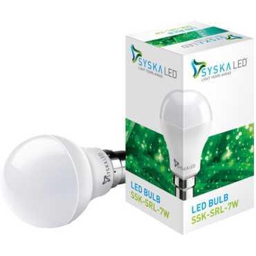 Syska SSK-SRL 7W B22 LED Bulb Cool Day Light