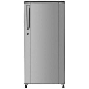 Haier HRD-1813BMS-R 181L Single Door Refrigerator (Moon Silver) - Moon Silver
