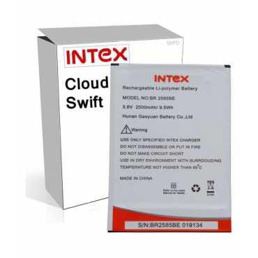 Intex 2500mAh Battery (For Intex Cloud Swift)